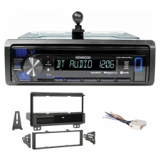 Kenwood CD Receiver w/Bluetooth iPhone/Android/ For 2004-05 Lincoln Aviator
