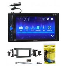 2005-08 Honda Ridgeline Pioneer DVD/CD Bluetooth Receiver iPhone/Android/USB