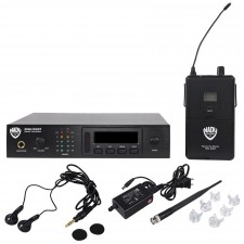 Nady PEM-1000 Band 2 Wireless In-Ear Monitoring System w/100 UHFChannels