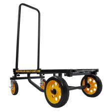 RocknRoller R8RT MultiCart - R8 500lb Capacity DJ PA Equipment Transport Cart
