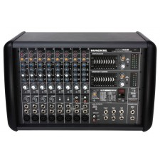 Mackie PPM1008 8 Channel 1600 Watt Powered Mixer, 32 Bit FXPPM 1008