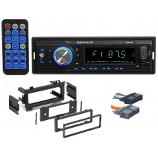 1997-2001 Jeep Cherokee 1-Din Digital Media Bluetooth AM/FM/MP3 USB/SD Receiver