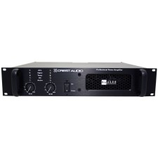 Crest Audio PRO8200 Pro 8200 4500 Watt Professional Amplifier Power Amp