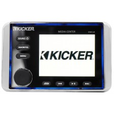 KICKER KMC10 Gauge Hole Marine Digital Media Receiver/Radio/Stereo+Bluetooth/USB