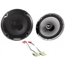 1999-2004 Jeep Grand Cherokee Alpine Rear Factory Speaker Replacement Kit