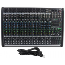 New Mackie PROFX22v2 Pro 22 Channel 4 Bus Mixer w Effects and USB PROFX22 V2