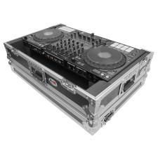 ProX XS-DDJ1000W Flight Case w/Wheels For Pioneer DDJ-1000 DJ Controller