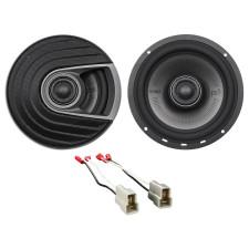 2000-2004 Subaru Outback Polk Audio Rear Door 6.5 Speaker Replacement Kit