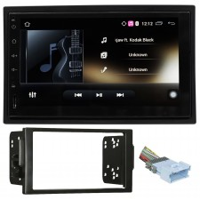 2004-2005 Saturn All-Models Navigation/Bluetooth/Wifi/Android Receiver