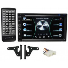 2001-2003 Toyota RAV-4 DVD/iPhone/Pandora/Spotify/Bluetooth Player Receiver