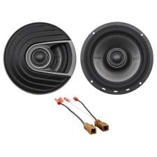 Polk Audio Front Door 6.5 Speaker Replacement Kit For 02-06 Nissan Altima Sedan