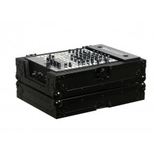 "Odyssey Black Label FZ12MIXBL 12"" Inch DJ Mixer ATA Flight Case With Lid FZ12MIX"