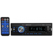 Rockville RDM18 In-Dash Car Digital Media Bluetooth AM/FM/MP3 USB/SD Receiver