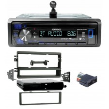 Kenwood CD Receiver w/Bluetooth iPhone/Android For 2002 KIA Sedona
