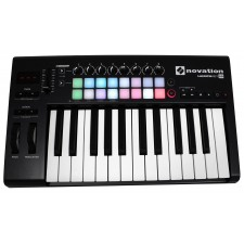 Novation LAUNCHKEY-25-MK2 25-Key USB MIDI Ableton Keyboard Controller+Speaker