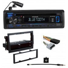 Kenwood CD Radio Receiver w/Bluetooth iPod/iPhone/ For 2008-2010 Jeep Commander
