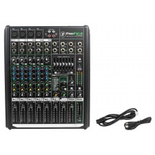 New Mackie PROFX8v2 Pro 8 Channel Compact Mixer w Effects and USB PROFX8 V2