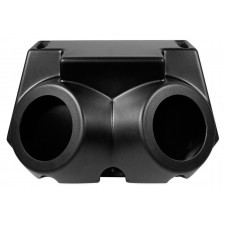 METRA OH-UNI02 Overhead Speaker+Receiver Enclosure For Polaris RZR/ATV/UTV/Cart
