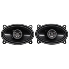 "Pair Hifonics ZS46CX 4x6"" 400 Watt Coaxial Car Speakers"