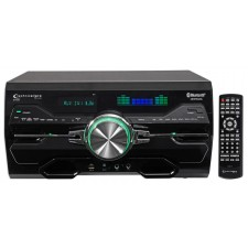 Technical Pro Professional 4000w Receiver/Amplifier/DVD Player Bluetooth/USB/FM