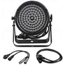 Chauvet SlimPAR 56 IRC IP Outdoor DMX Wash Light + FREE 25FT Cable