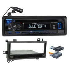 Kenwood CD Radio Receiver w/Bluetooth iPod/iPhone/ For 1997-02 JEEP WRANGLER TJ