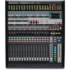 PreSonus StudioLive CS18AI Ethernet/AVB Control Surface 18 Moving Faders