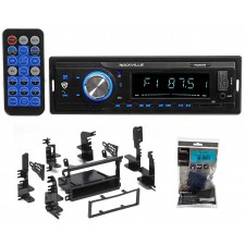 Digital Media Bluetooth AM/FM/MP3/USB/SD Receiver For 1993-1998 Nissan Quest
