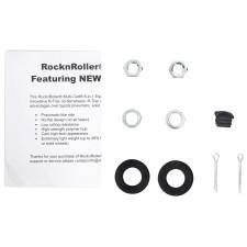 RocknRoller R10RT MultiCart R10 DJ PA Equipment Transport Cart+Mackie Earbuds