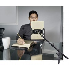 "Samson iPad/iPhone/Kindle Hands-Free 18"" Boom Arm For Cooking/Reading and More"