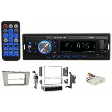 2007-2011 Toyota Camry Digital Media Stereo Bluetooth AM/FM/MP3 USB/SD Receiver