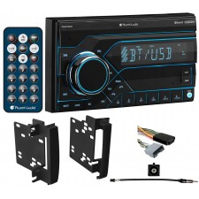 08-10 Chrysler 300/300C Digital Media Bluetooth Receiver w/USB/AUX+Remote Stereo