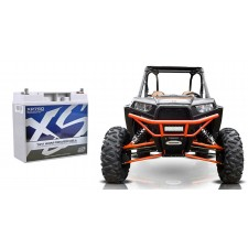 XS Power XP750 750 Watt Power Cell Marine Stereo Battery For ATV/UTV/Cart