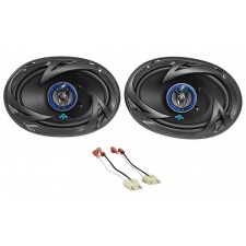 "1994-2002 Dodge Ram 2500/3500 Autotek 6x9"" Door Factory Speaker Replacement Kit"