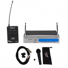 Peavey PV-1 V1 BG 209.150MHZ VHF Series Wireless Guitar Pack + Microphone