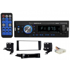 2002-2006 Toyota Camry Car Digital Media Bluetooth AM/FM/MP3 USB/SD Receiver
