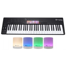 Novation LAUNCHKEY 61 MK2 MK11 61-Key USB/MIDI Controller Keyboard+Free Speaker!
