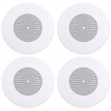 "4) JBL CSS8018 8"" Commercial 70V/100V 10w Ceiling Speakers 4 Restaurant/Bar/Cafe"