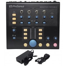 Presonus Monitor Station V2 Studio Monitor Control Center/Speaker Selector