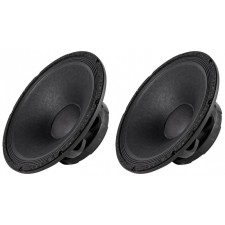"2 Peavey 1508-8 SF SPS BWX 15"" Black Widow 1000w RMS/4000w Max 8 Ohm Subwoofers"