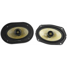 "Pair Precision Power P.692 Power Class 6x9"" 360 Watt 2-Way Car Audio Speakers"