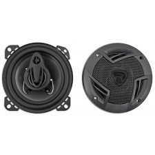 "Pair Rockville RV4.3A 4"" 3-Way Car Speakers 500 Watts / 70w RMS CEA Rated Total"