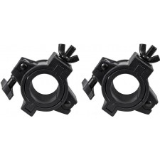 (2) American DJ O-Clamp/1.5 360 Degree Wrap Around Truss Clamps
