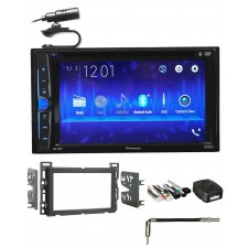 2007-2009 Saturn SKY Pioneer DVD/CD Bluetooth Receiver iPhone/Android/USB