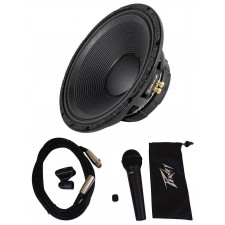 "Peavey 15"" 800 Watt 8 Ohm Low Rider Pro Audio DJ Sub Subwoofer Raw Driver"