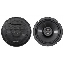 "Pair Hifonics ZS65CXS 6.5"" 600 Watt Shallow Mount Car Stereo Speakers"