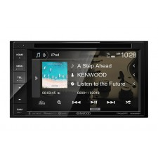 Kenwood DVD/iPhone/Android/Bluetooth/USB Player Receiver For 2007-09 Saturn Aura