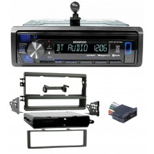 Kenwood CD Receiver w/Bluetooth iPhone/Android For 2002 KIA Spectra