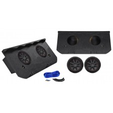 "2002-2013 Chevy Avalanche, Cadillac Escalade EXT 12"" Kicker Subwoofers+Enclosure"