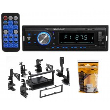 Digital Media Bluetooth AM/FM/MP3/USB/SD Receiver For 1998-2004 Nissan Frontier